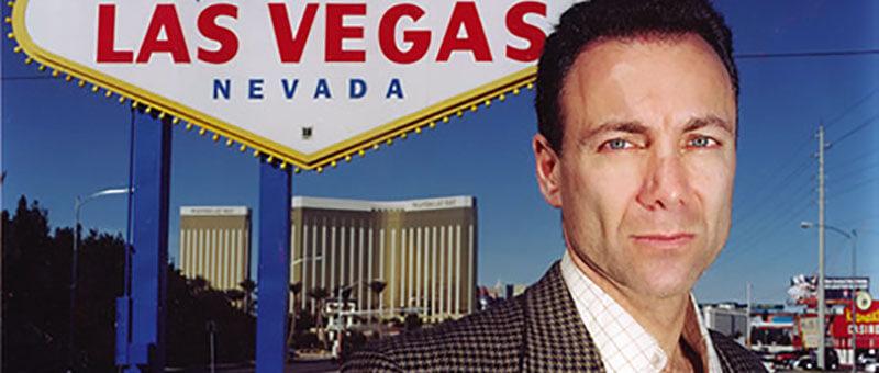 ریچارد مارکوس مانند بسیاری از قماربازان دیگر برای دنبال کردن رویاهایش به لاس وگاس نقل مکان کرد