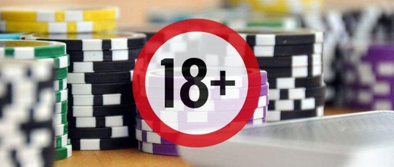 دارا بودن سن قانونی لازمه قماربازی و شرط بندی است