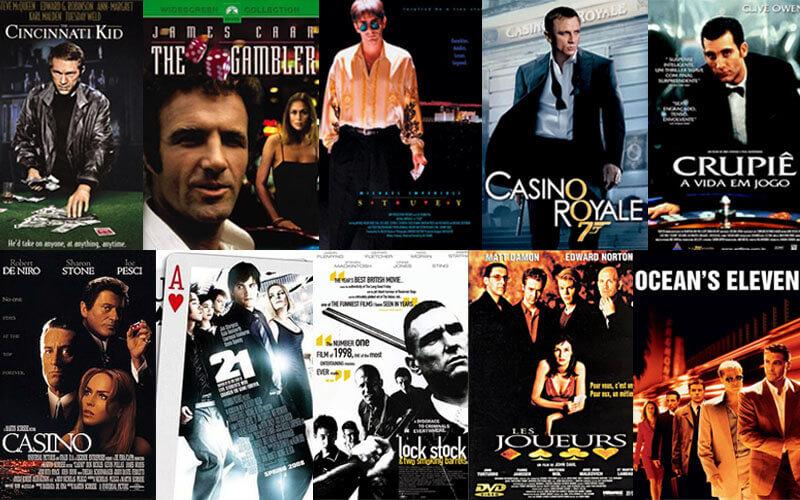 پوستر فیلم های قمار