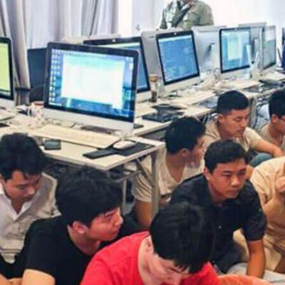 پلیس کامبوج