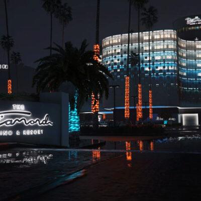 کازینو مجازی در بازی GTA