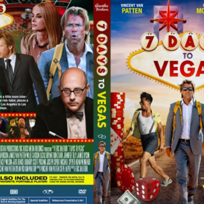 تصویر پوستر فیلم هفت روز تا لاس وگاس