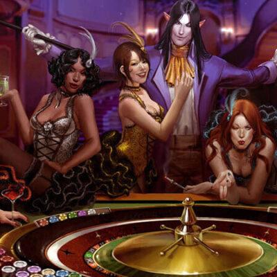 میز قماربازی