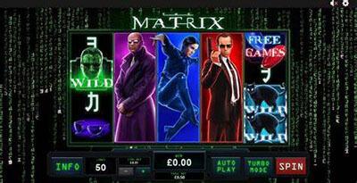 بازی ماتریکس