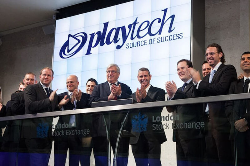 شرکت Playtech