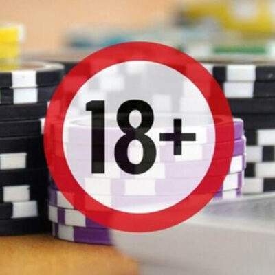 سن مجاز برای قمار