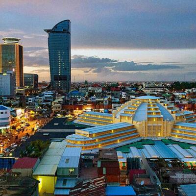 پایتخت کامبوج