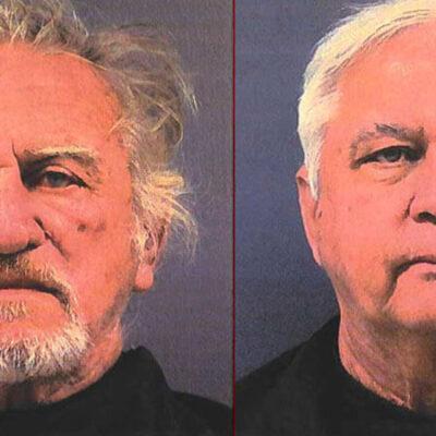 تصویر دو برادر دستگیر شده