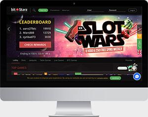 کازینو بیتکوین آنلاین خارجی بیت استارز Bitstarz