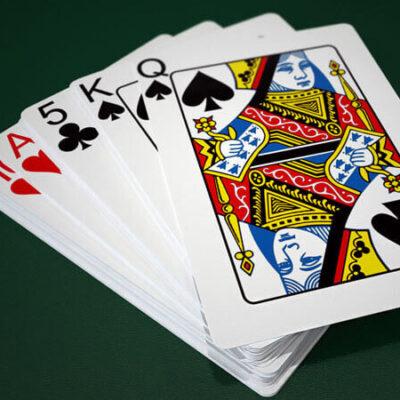 خال های ورق بازی