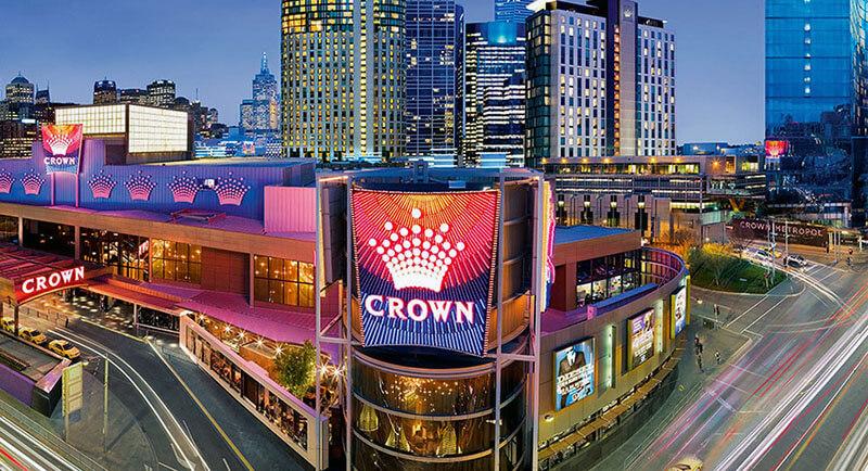 کازینو Crown ملبورن استرالیا
