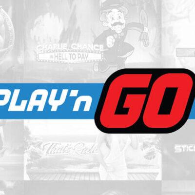 استودیو بازی سازی Play'n GO