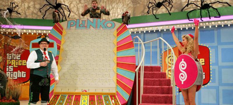 بازی پلینکو در برنامه تلویزیونی آمریکایی The Price Is Right