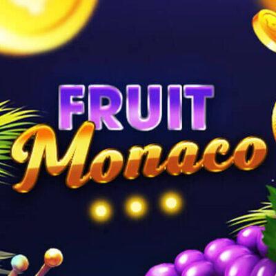 بازی اسلات کازینویی آنلاین میوه موناکو