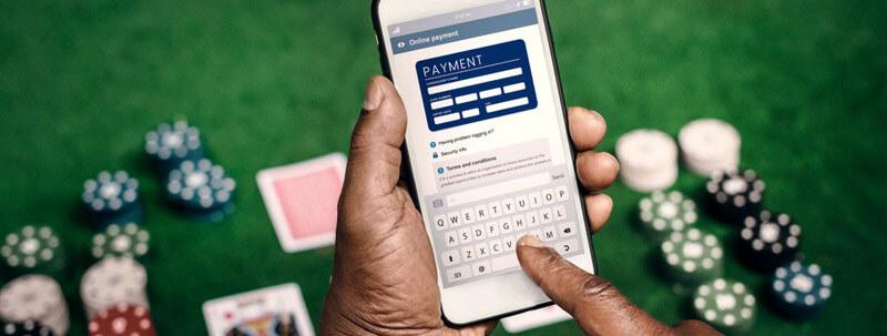 روش های پرداخت در کازینو آنلاین