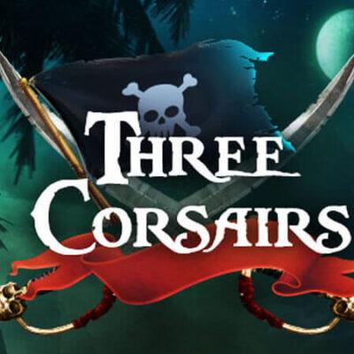 بازی اسلات کازینویی آنلاین سه دزد دریایی