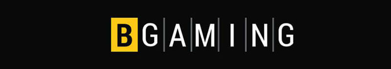 لوگو شرکت BGaming