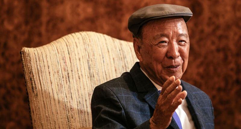نگاهی بر بیوگرافی لوی چی وو به عنوان یک میلیاردر میتواند الهام بخش باشد
