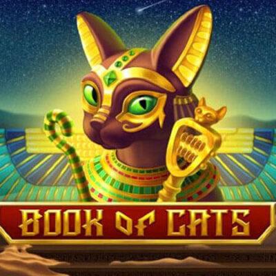 بازی اسلات کازینو آنلاین کریپتوکارنسی کتاب گربه ها