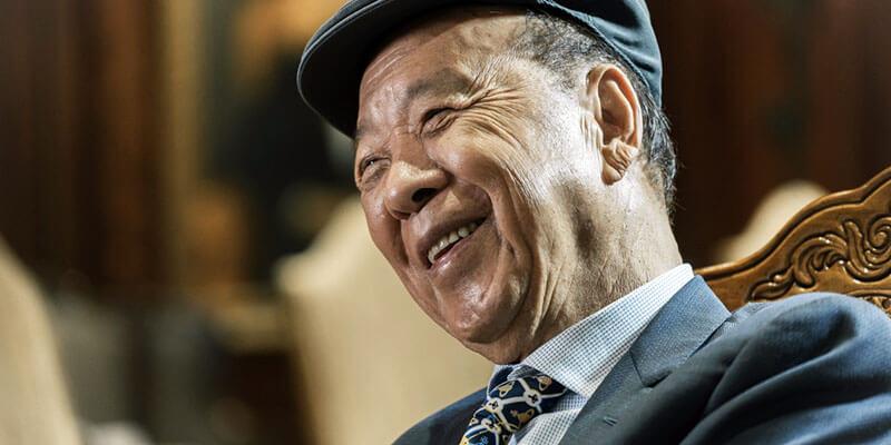 آقای لوی چی وو بدون شک در کارنامه زندگی خود دارای یک میراث بزرگ و ارزشمند است