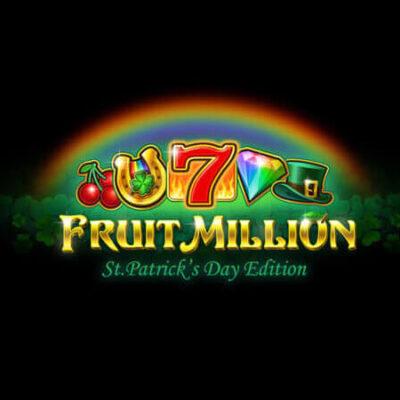 بازی اسلات کازینو آنلاین میلیون میوه نسخه سنت پاتریک