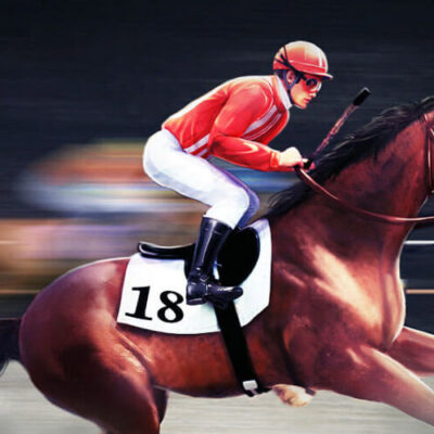اسب دوانی مجازی