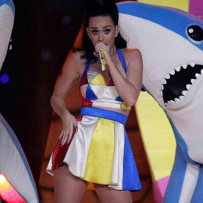 کیتی پری خواننده محبوب موسیقی پاپ